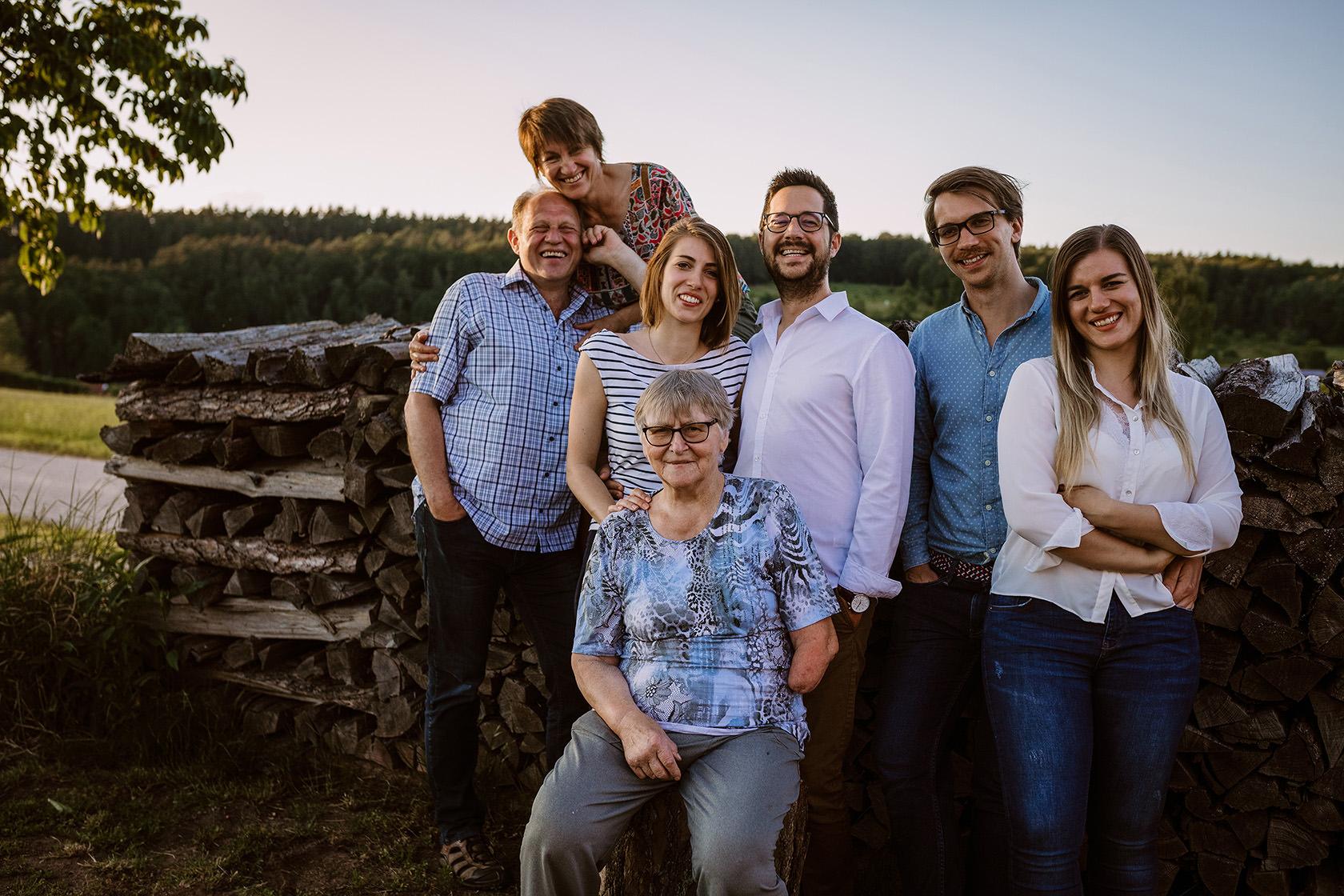 Familie Nehmeier, Stixenhof Fraenkisches Seenland